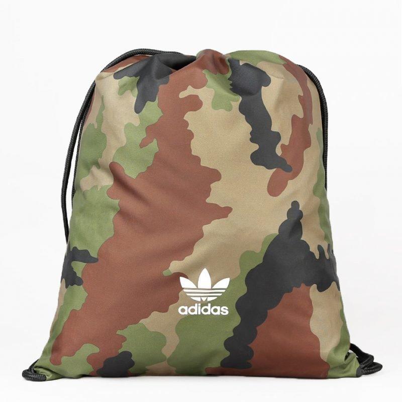 Adidas Gymsack Camo