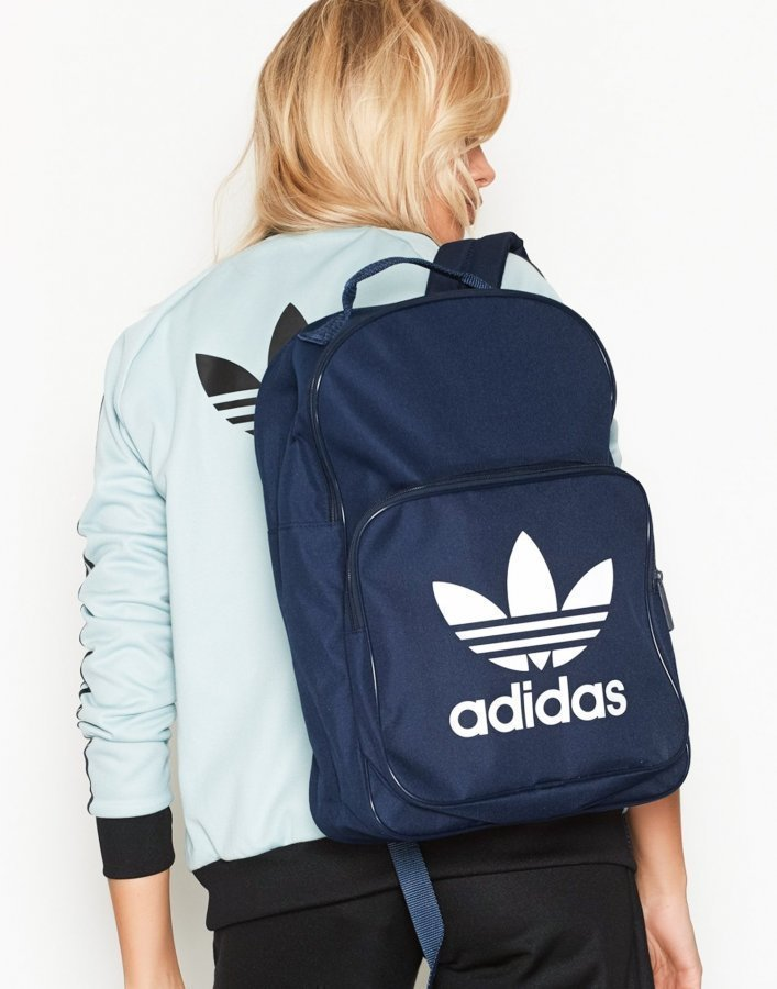 a76b2d17a6b20 Adidas Originals Bp Clas Trefoil Reppu Sininen - Laukkukauppa24.fi