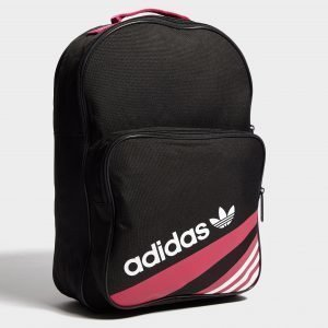 Adidas Originals Classic Sportivo Backpack Reppu Musta