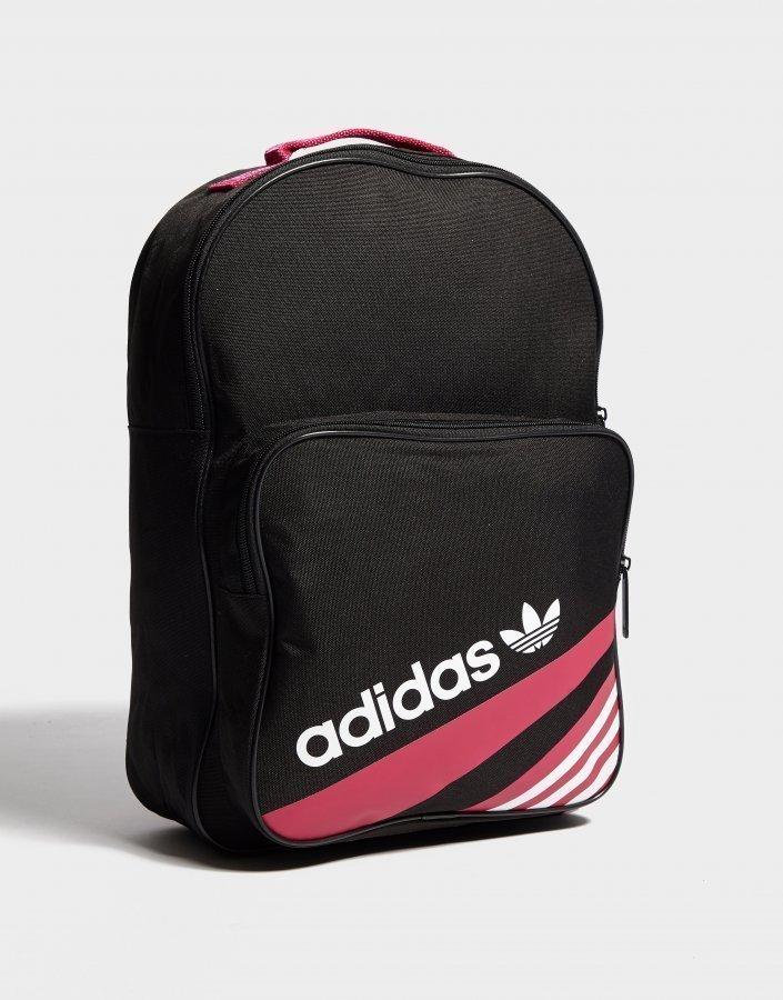 d514108f10 Adidas Originals Classic Sportivo Backpack Reppu Musta ...