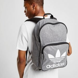 Adidas Originals Classic Trefoil Backpack Reppu Harmaa