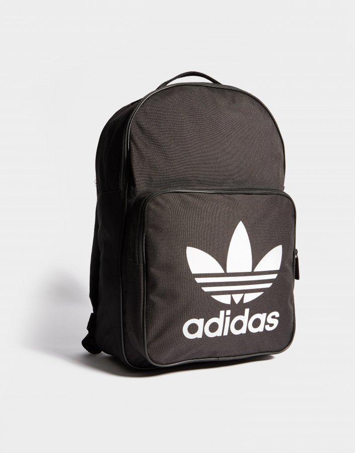 34840eba54 Adidas Originals Classic Trefoil Backpack Reppu Musta ...