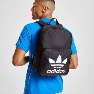 Adidas Originals Classic Trefoil Backpack Reppu Musta