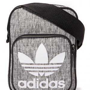 Adidas Originals Mini Melange Small Items Bag Olkalaukku Harmaa