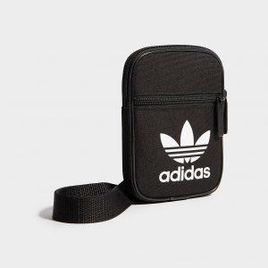 Adidas Originals Trefoil Festival Bag Olkalaukku Musta