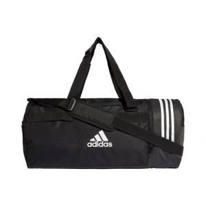 Adidas Performance Convertible 3 Stripes Duffel Medium Laukku