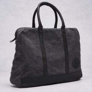 Adrian Hammond Adrian Hammond Donnie Weekend Bag Black