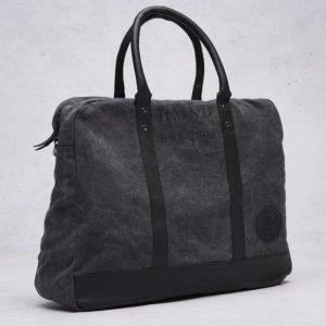Adrian Hammond Adrian Hammond Donnie Weekend Bag Black