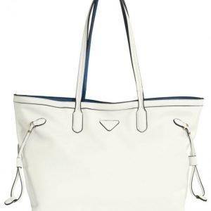 Aimée Käsilaukku Valkoinen / Sininen