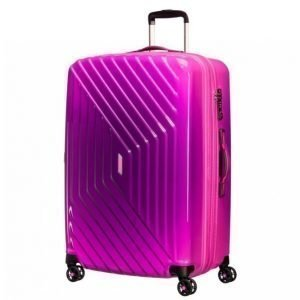 American Tourister Air Force One Spinner L Matkalaukku Roosa