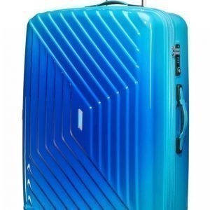 American Tourister Air Force One Spinner L Matkalaukku Sininen