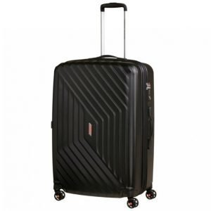American Tourister Air Force One Spinner M Matkalaukku Musta