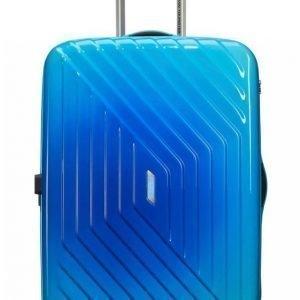 American Tourister Air Force One Spinner M Matkalaukku Sininen