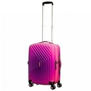 American Tourister Air Force One Spinner S Matkalaukku Roosa