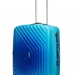 American Tourister Air Force One Spinner S Matkalaukku Sininen
