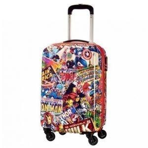American Tourister Marvel Comic Spinner 55 Cm Matkalaukku