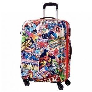 American Tourister Marvel Comic Spinner 65 Cm Matkalaukku