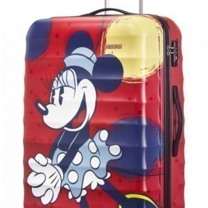 American Tourister Palm Valley Disney Minni Spinner L Matkalaukku