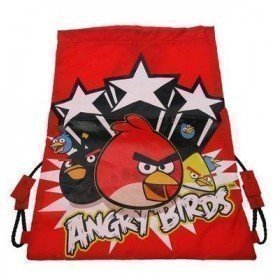 Angry Birds Jumppapussi gymnastikpåse