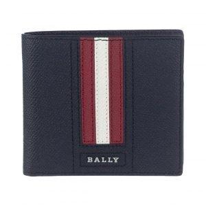 Bally Lahjapakkaus: Nahkalompakko Ja Avaimenperä
