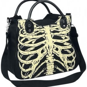 Banned Skeleton Käsilaukku