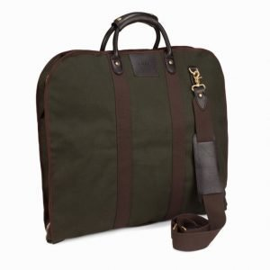 Baron Garment Bag Vaatepussi Green