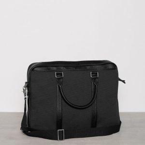 Baron Laptop Bag Tietokonelaukku Musta