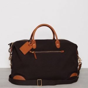 Baron Small Weekend Bag Laukku Brown