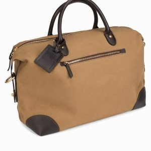Baron Small Weekend Bag Laukku Khaki