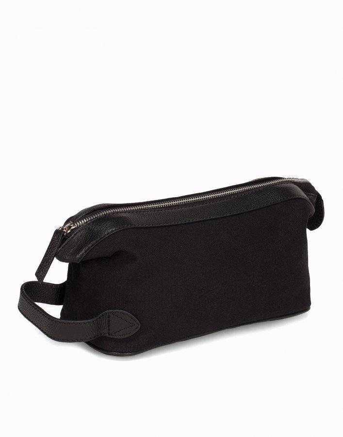 Baron Toilet Bag Toilettilaukku Musta - Laukkukauppa24.fi f0196f6350500