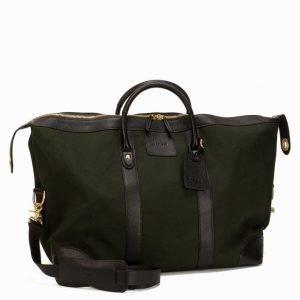 Baron Weekend Bag Canvas Viikonloppulaukku Green