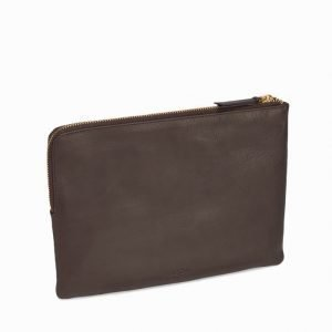 Baron iPad Pouch iPad-kotelo Brown