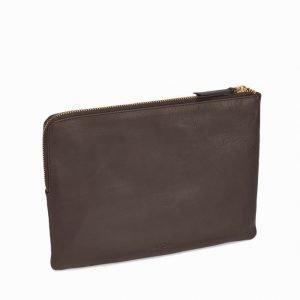 Baron iPad Pouch iPad-kotelo Brown