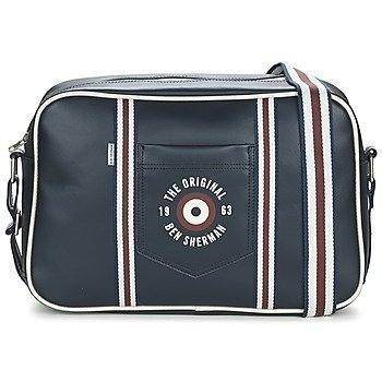 Ben Sherman ORIGINAL FLIGHT BAG olkalaukku