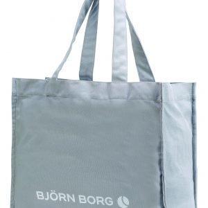Björn Borg Hilma Shopper Canvaskassi Taupe