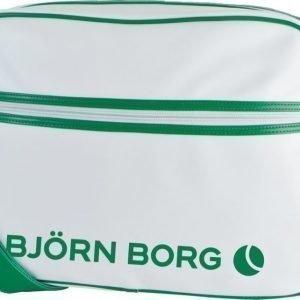 Björn Borg Olkalaukku Move Valkoinen Green