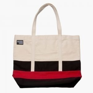 Black Scale Tote Bag