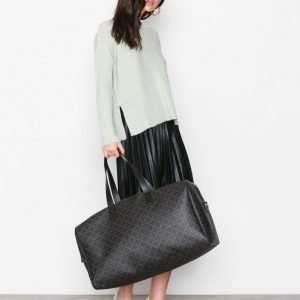 By Malene Birger Sm Wallikan Bag Viikonloppulaukku Dark Chocolate