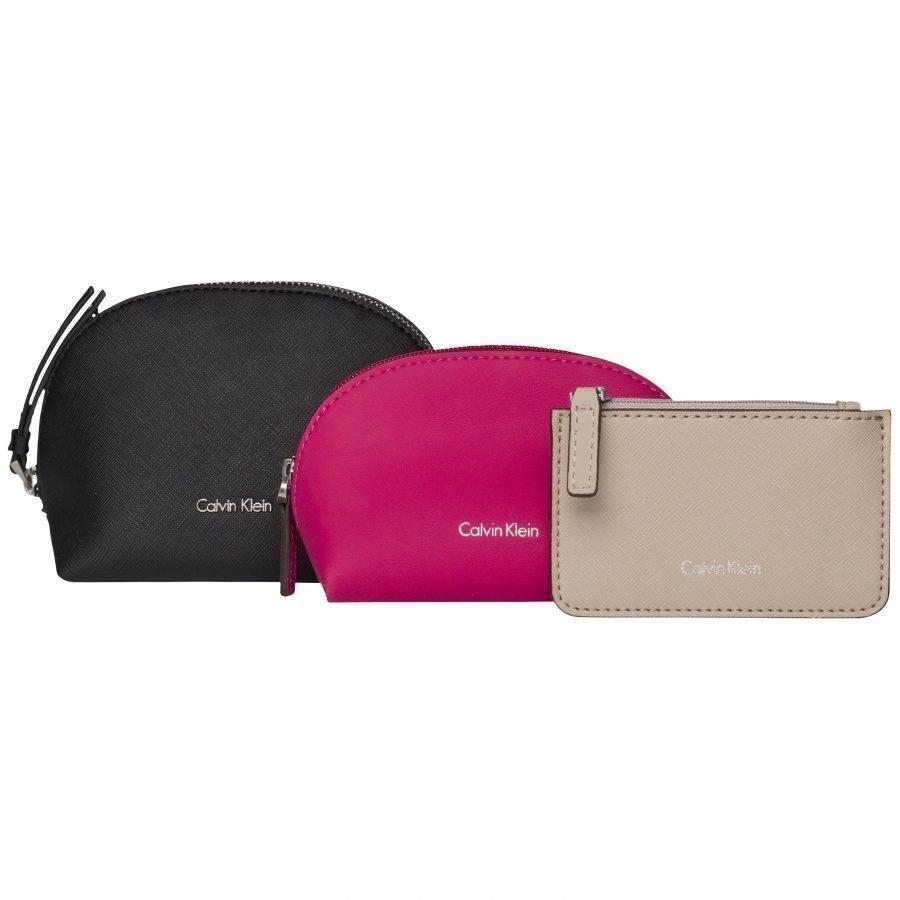 Calvin Klein Calvin Klein Acc M4rissa 3 In 1 Cosmetic Bag Laukku