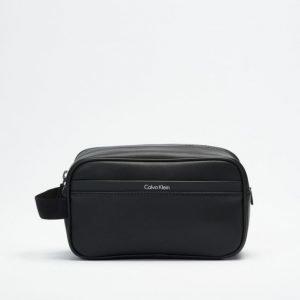 Calvin Klein Calvin Klein Elias Washbag 001 Black