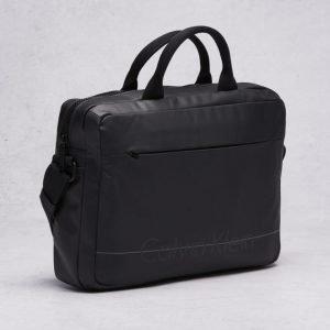 Calvin Klein Calvin Klein Logan2.0 Laptopbag Black