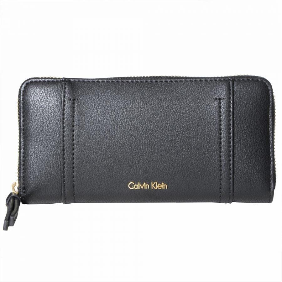 Calvin Klein Calvin Klein Myr4 Large Ziparound Iso Kukkaro