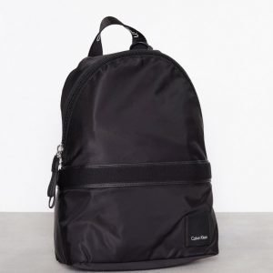 Calvin Klein Fluid Backpack Reppu Musta