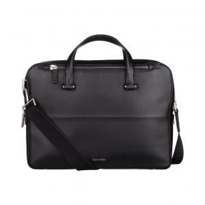 Calvin Klein Icon Laptop Bag Extra Nahkalaukku