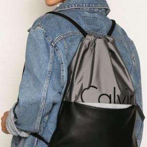 Calvin Klein K60k603770902 Reppu Grey