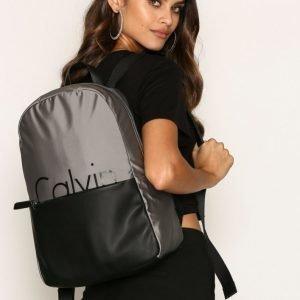 Calvin Klein K60k603774902 Reppu Grey