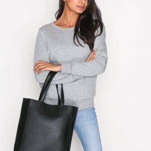 Calvin Klein Metropolitan Ns Tote Käsilaukku Musta