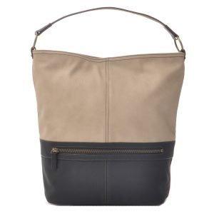 Ceannis Classic Bag Laukku Harmaa / Musta