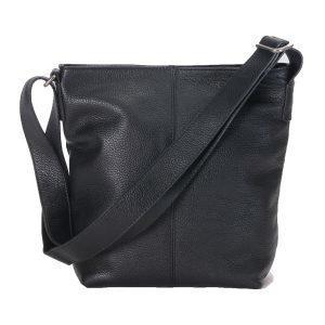 Ceannis Small Shoulder Bag Olkalaukku Nahka / Musta