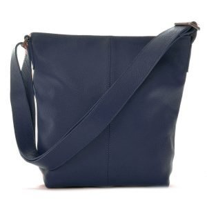 Ceannis Small Shoulder Bag Olkalaukku Nahka / Tummansininen